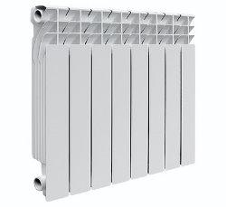 Алюминиевый радиатор RoyalThermo